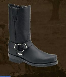 DoubleH Shoes - Double H Leather Boots